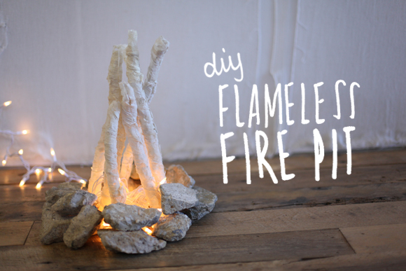Post image for DIY Flameless Fire Pit