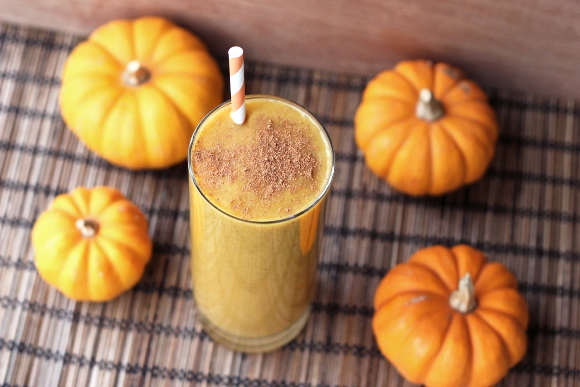 Post image for Butternut Squash Chai Smoothie – Gluten-Free + Vegan
