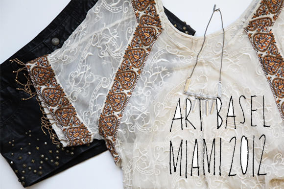 Post image for What To Pack For Art Basel