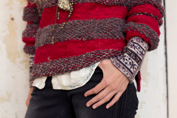 Post image for 60-Second Stylist: 3 Ways To Layer With A Crafty Cuff Thermal