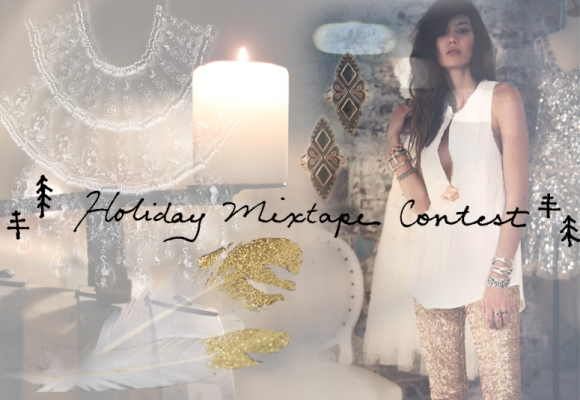 Post image for Holiday Mixtape Contest!