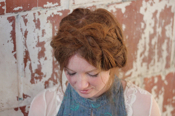 Post image for Video: Boho Braid Crown Tutorial