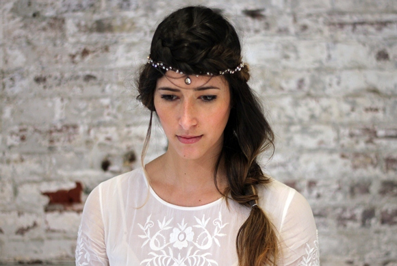 Post image for Video: Bohemian Holiday Hair Tutorial