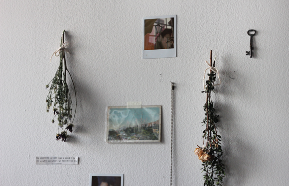 DIY Decor How To Use Dried Flowers