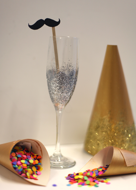 diy new year's eve party favors