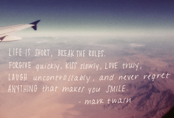 Post image for Monday Quote: Break The Rules