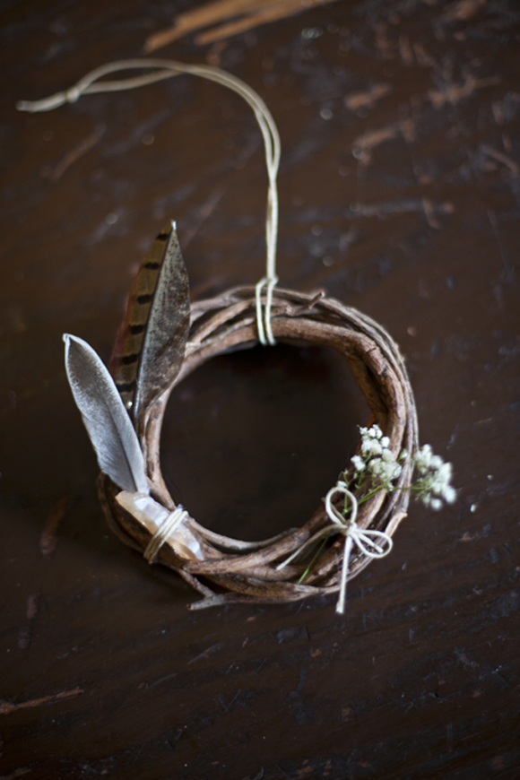Post image for DIY Mini Wreaths: A Guest Post From Catherine Rising