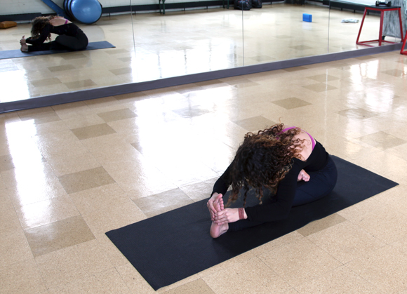 yoga pose of the week