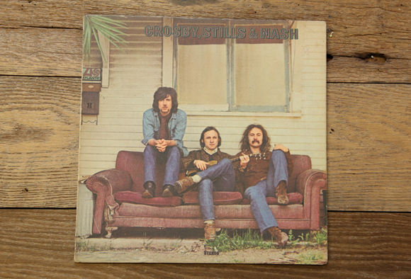 crosby stills and nash vinyl
