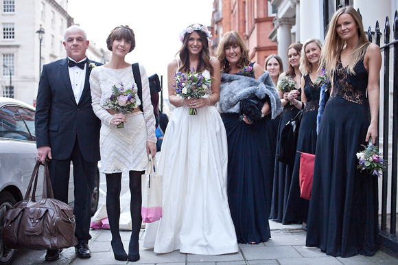 a london wedding
