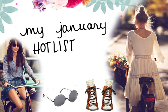 Post image for Jemma's January Hotlist