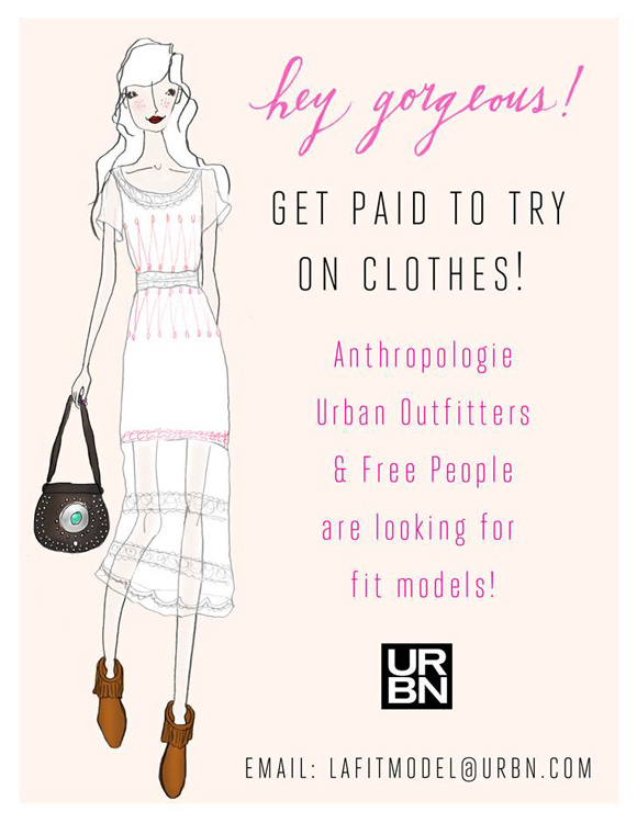 Post image for Hey L.A.! We're Looking For Fit Models!