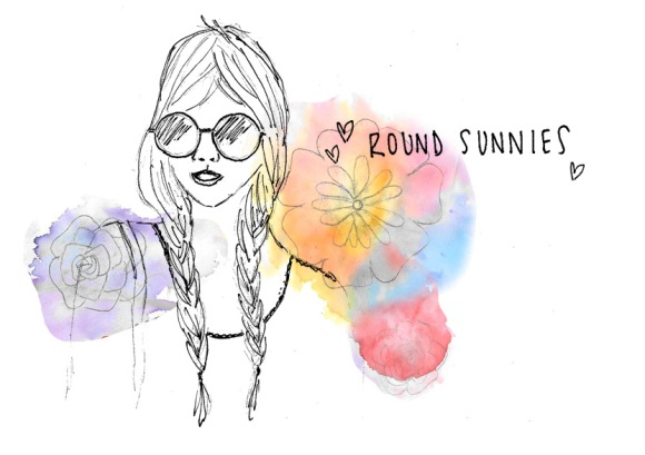 Post image for Current Obsession: Round Sunnies