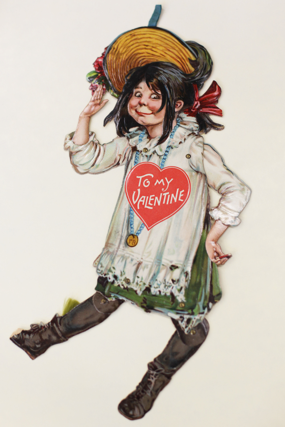 100 Year Old Valentines Day Cards