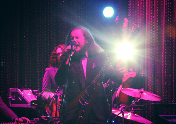 Post image for Show Review: Jim James At Johnny Brenda's