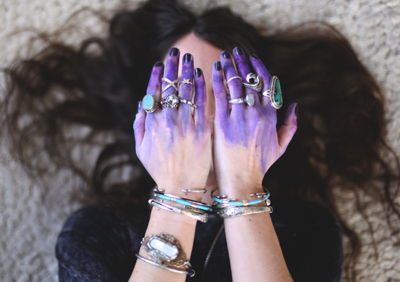 Post image for Accessory Love: Bangles & Turquoise