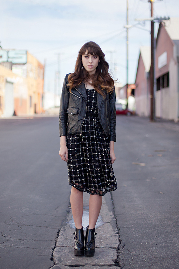 Post image for Shop-able Street Style: A Cool Grunge Look From LA