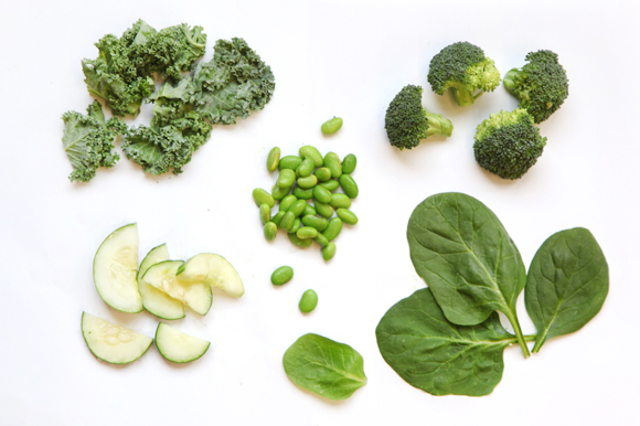 The benefits of eating green for Cuisine on the green
