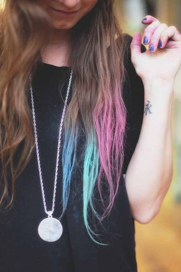 Hair Chalk For Brown