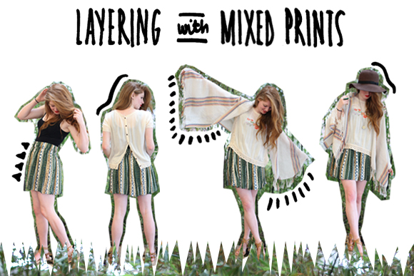 Thumbnail image for Layering With Mixed Prints