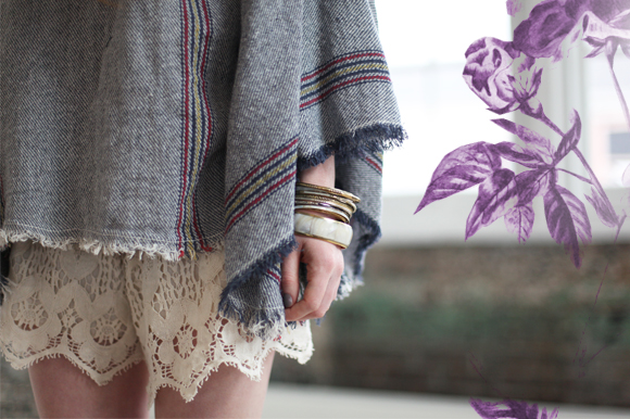 Post image for 2 Ways To Wear Our Baja Poncho