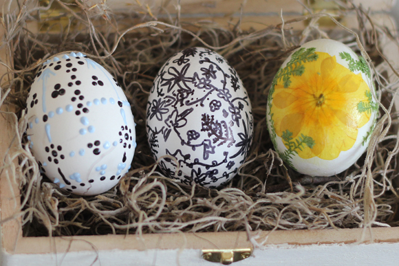 decorated-easter-eggs