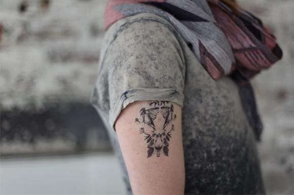 free people temporary tattoos