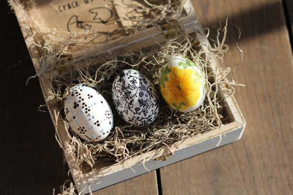 Post image for DIY Adorable Easter Egg Messages