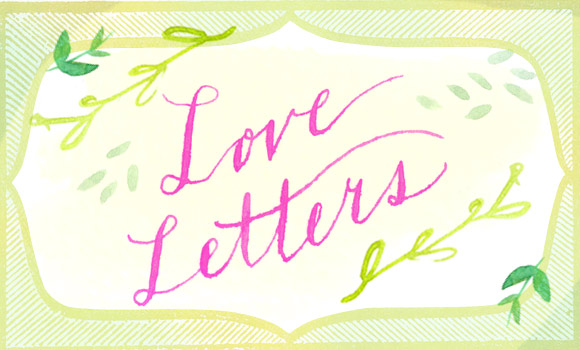Post image for Love Letters: Telling Time