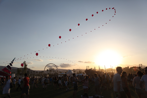 Post image for Day Two Diary: The Ultimate Desert Festival