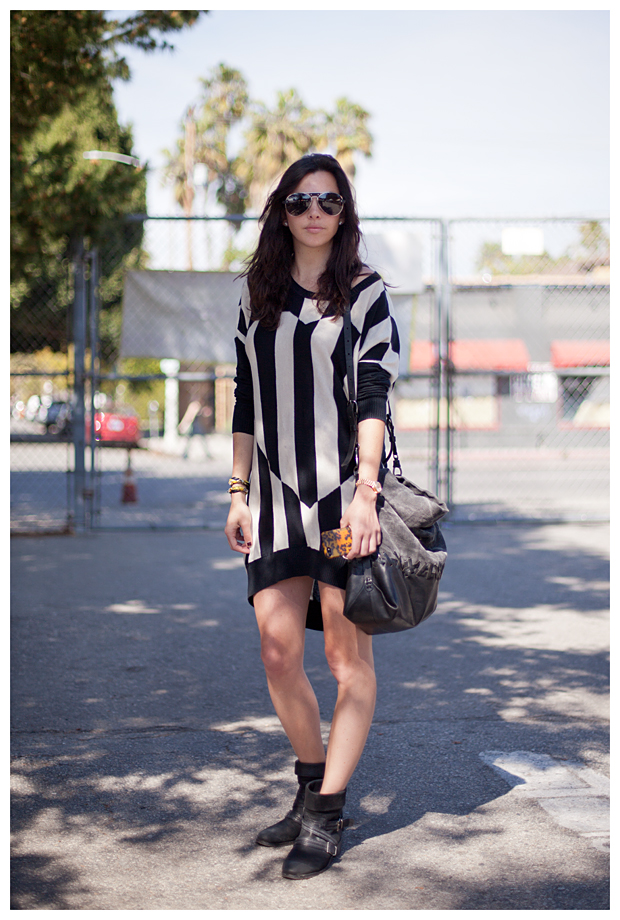 Post image for Shop-able Street Style: Statement Black And White