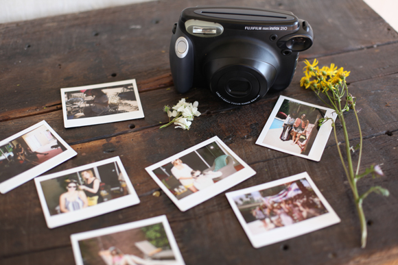 Post image for Summer Bucket List: Get An Instant Camera