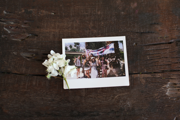 Little instant photo