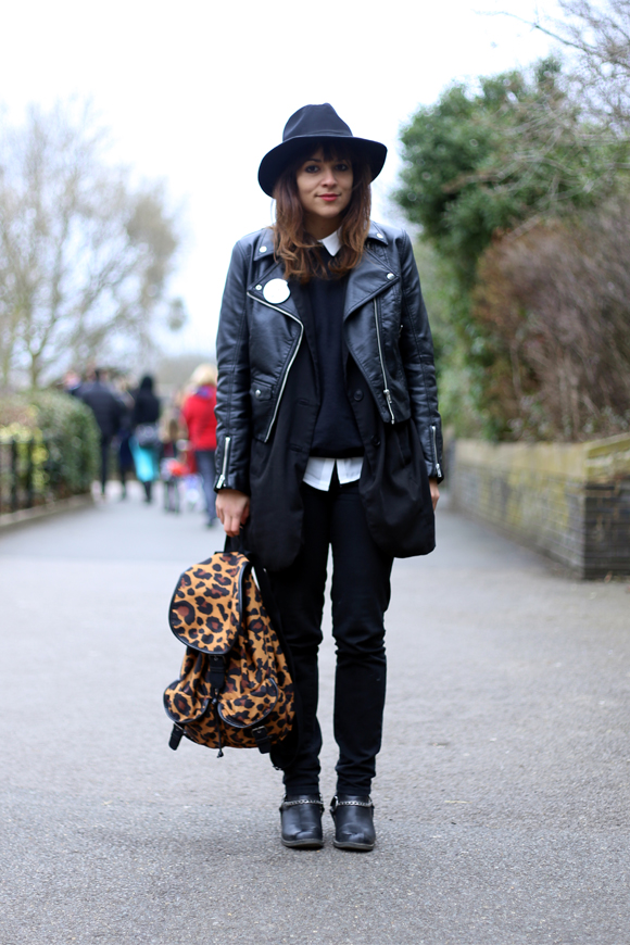 Post image for Shop-able Street Style: A Black and White Look From London