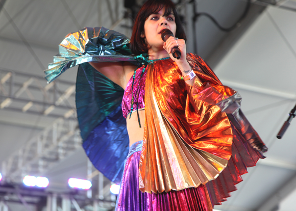 bat for lashes coachella 2013