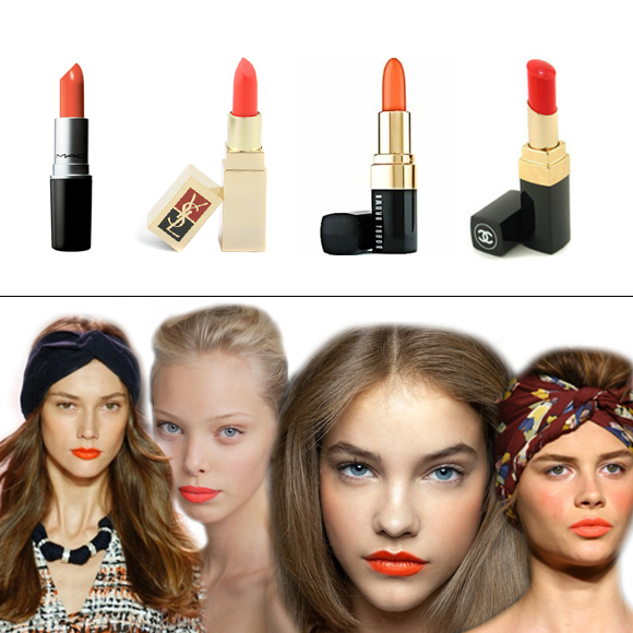 Post image for Spring's Lipstick Color: Vibrant Coral