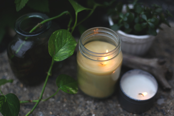 Post image for DIY Citronella Candles For Summer