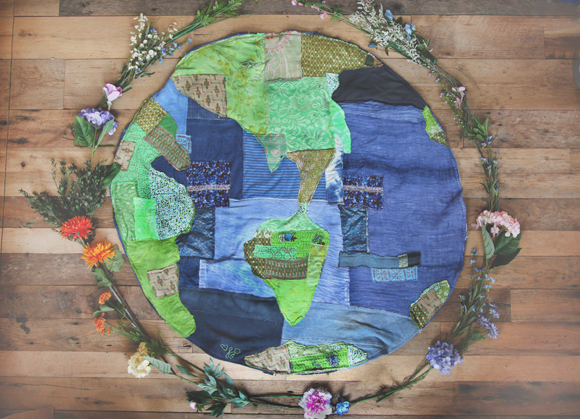Post image for Happy Earth Day – Win A Handmade Quilt!