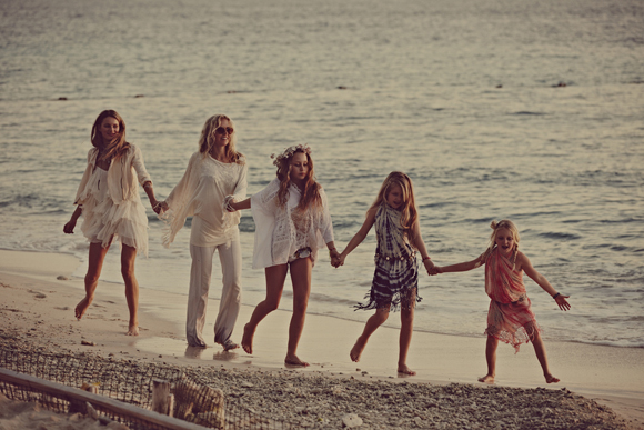 Post image for Behind The Scenes: A Free People Family
