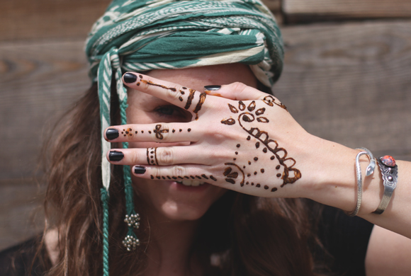 Post image for This Just In! How To Use Our Henna Sets
