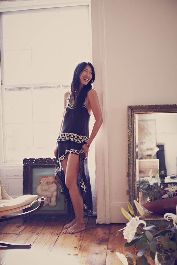 Post image for Style Muses: JIHAE By Garance Dore