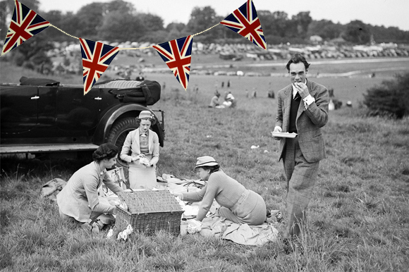 Post image for The History Of British Picnicking