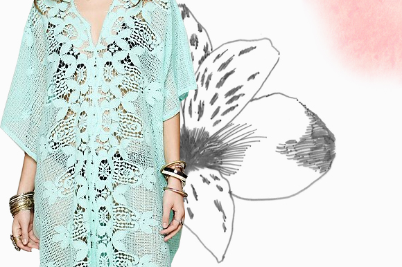 Post image for Fashion Inspiration: Summer Textures