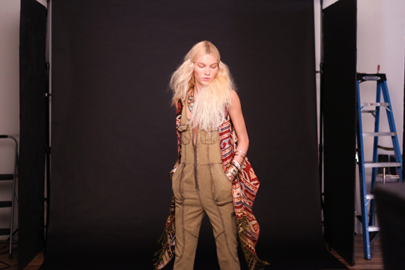 Post image for Behind The Scenes! Sidewalk Safari Lookbook