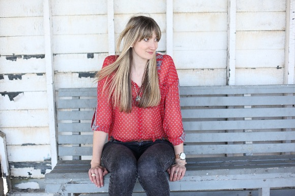 girl-in-red-top-and-black-pants