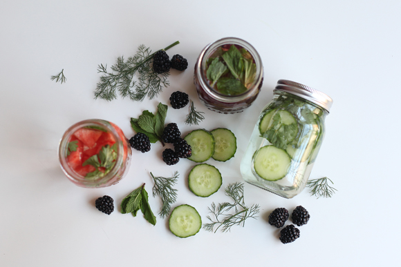 Post image for Infused Water Recipes For Summer