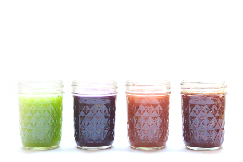 Healthy Juice Recipes: Red Cabbage & Blueberry Juice Free People Blog