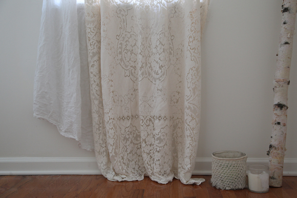 picture bedroom curtain elegant white decor curtains ideas lace awesome