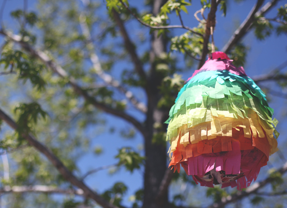 Post image for DIY Flower Piñata For Cinco De Mayo