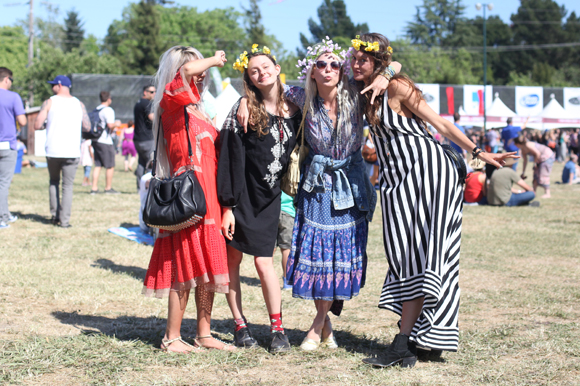 Post image for Festival Fashion At BottleRock Napa
